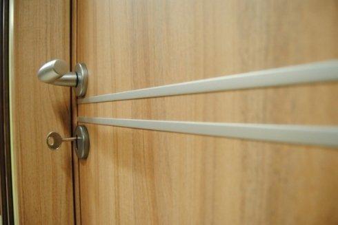 porta legno con maniglia