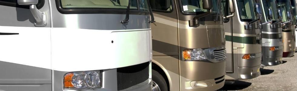 frontale di autobus