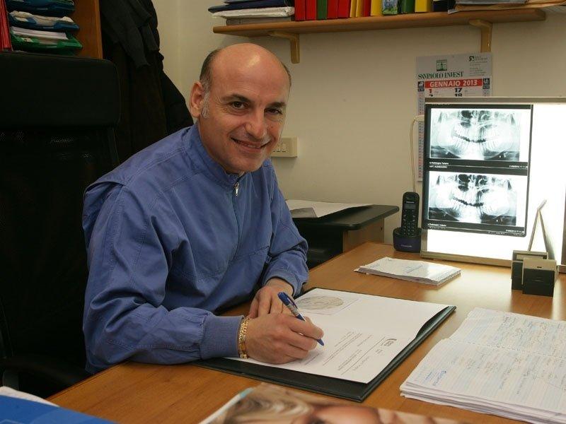 dentista Dr. Portaccio Genova