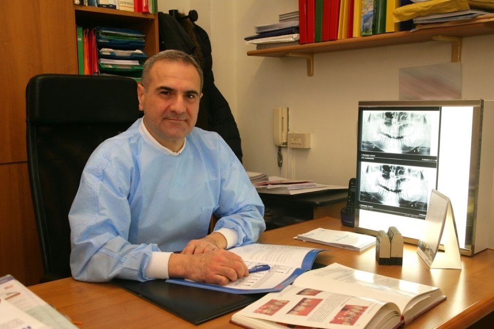dentista Dr. D'Angelo