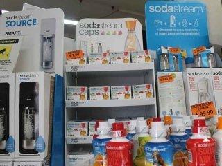 prodotti sodastream