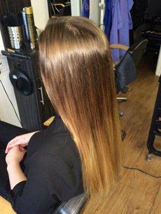 Hair designing salon