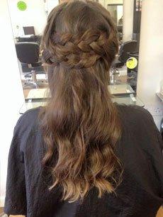 Professional hair designing
