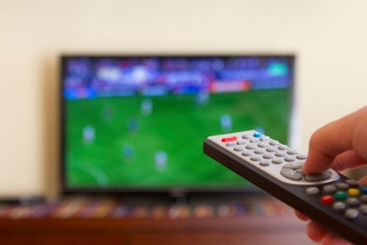 televisore, televisore schermo piatto