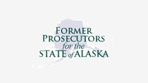 Former prosecutors for the state of Alaska