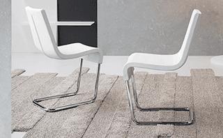 sedie classiche e moderne