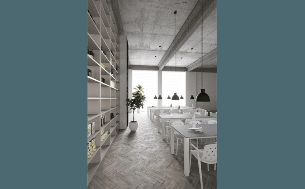 Fornitura tavoli mensa