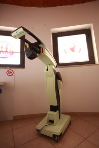 Il centro dispone di varie attrezzature indispensabili per le terapie di riabilitazione motoria.