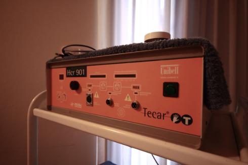 La Tecar-terapia permette di recuperare la normale funzione degli arti.