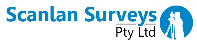 scanlan surveys pty ltd brand logo