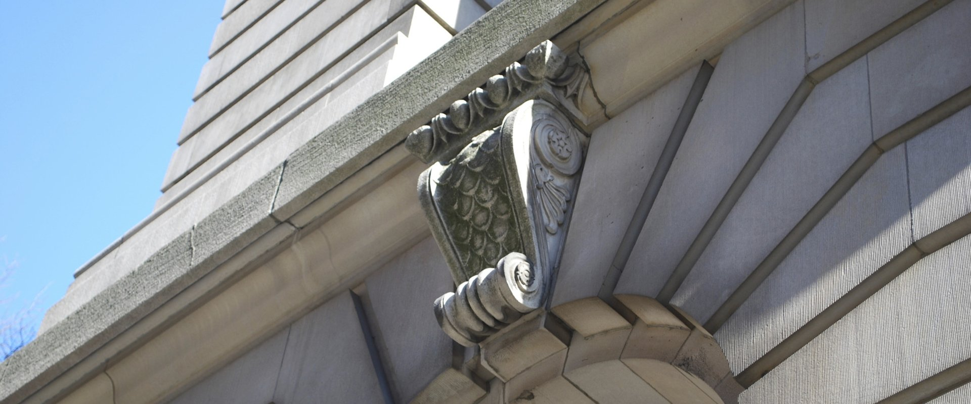 ornamental cornice