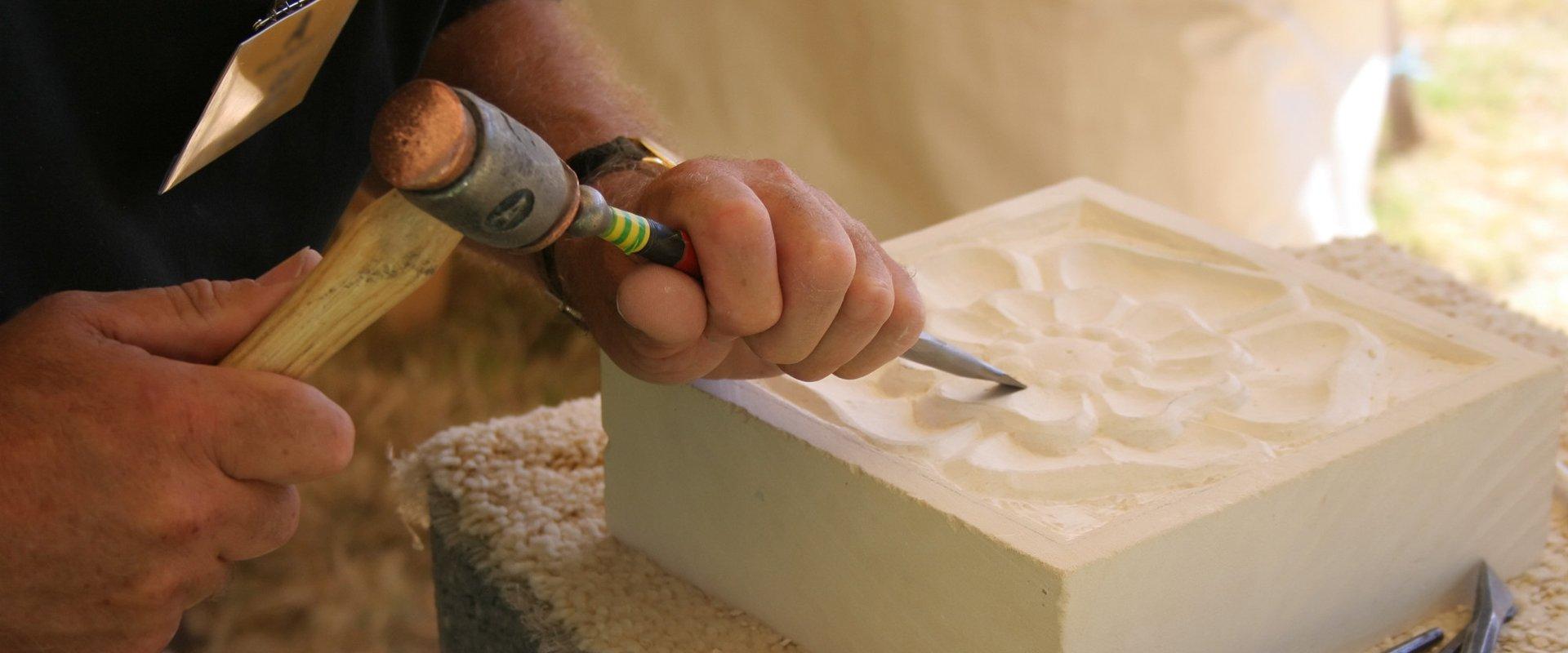 stone sculpturing