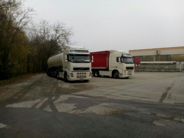 trasporto di merci deperibili