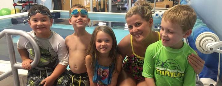 Semi-Private Swim Lessons