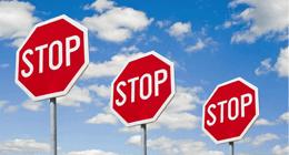 Segnali di stop