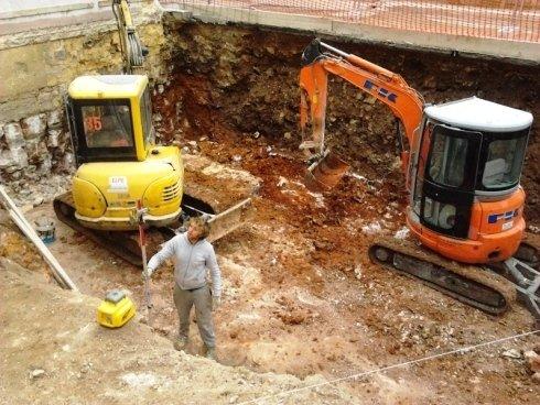 scavi edilizia