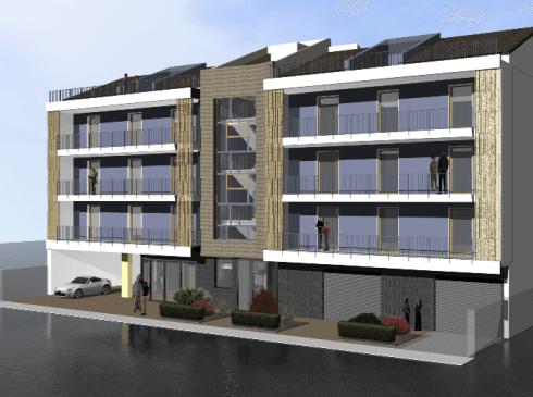Complesso residenziale via Putignano