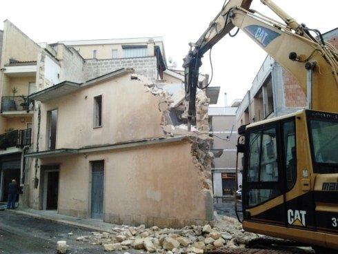 demolizioni e ricostruzioni palazzi