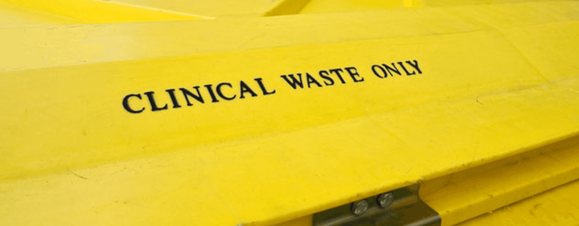 CLINICAL WASTE ONLY