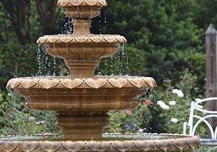 Vendita fontane pescara valpescara garden for Vendita laghetti per giardino