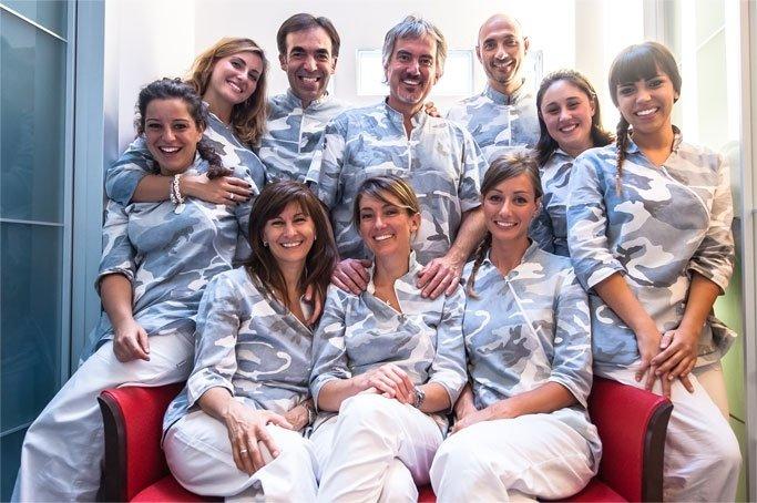 Staff Studio Dentistco Dr. Vescia