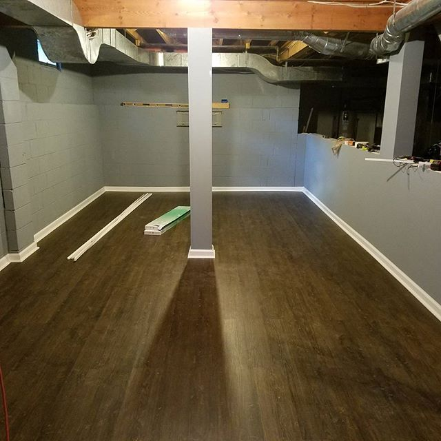 basement renovation, basement remodeling