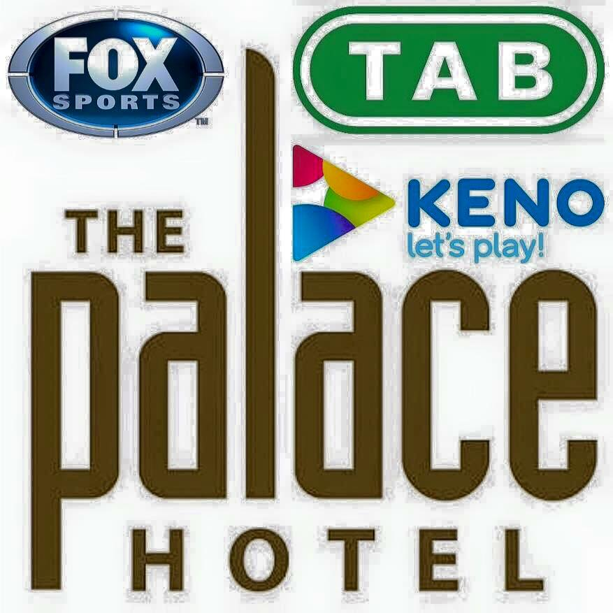 the palace hotel logo