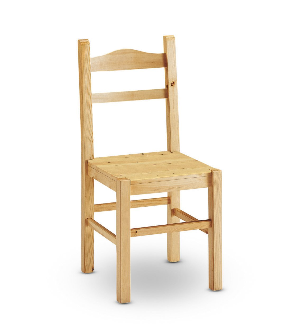 sedia anita fondo legno