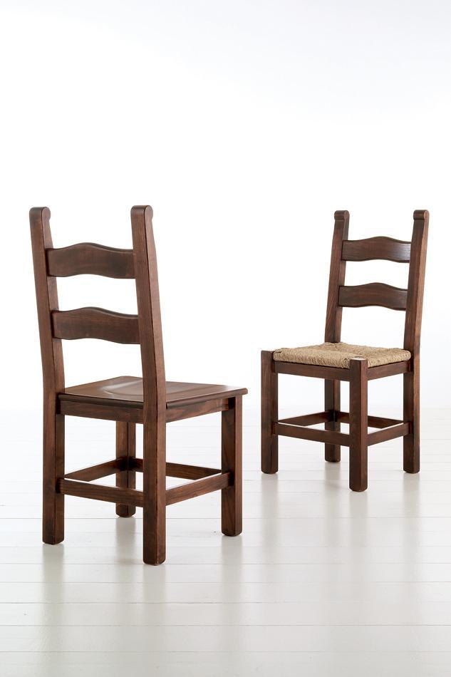 sedia Bassano fondo paglia
