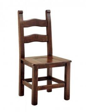 sedia Bassano fondo legno