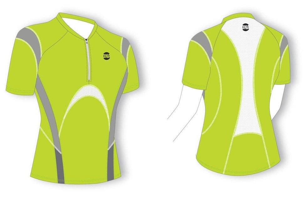 Abbigliamento da running estivo donna