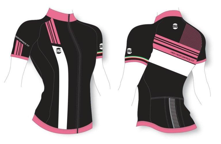 magliette ciclismo donna