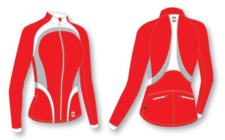 abbigliamento inverno ciclismo donna