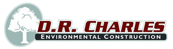D.R. Charles Environmental Construction Logo Monroe. CT