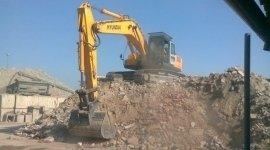 sottofondi per edilizia, sabbia per edilizia, terra, macchina movimento terra, inerti