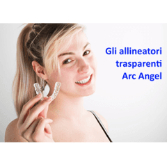 Allineatori trasparenti Arc Angel