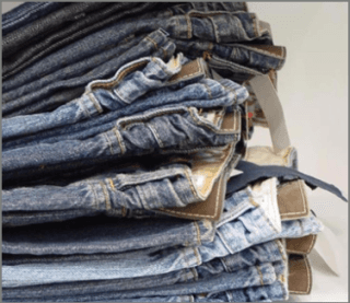 pantaloni usati