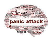 panic attack poster sign