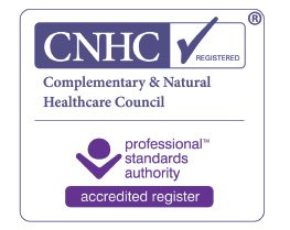 CNCH logo which is the organisation that takes GP referrals for mental health counselling and therapy