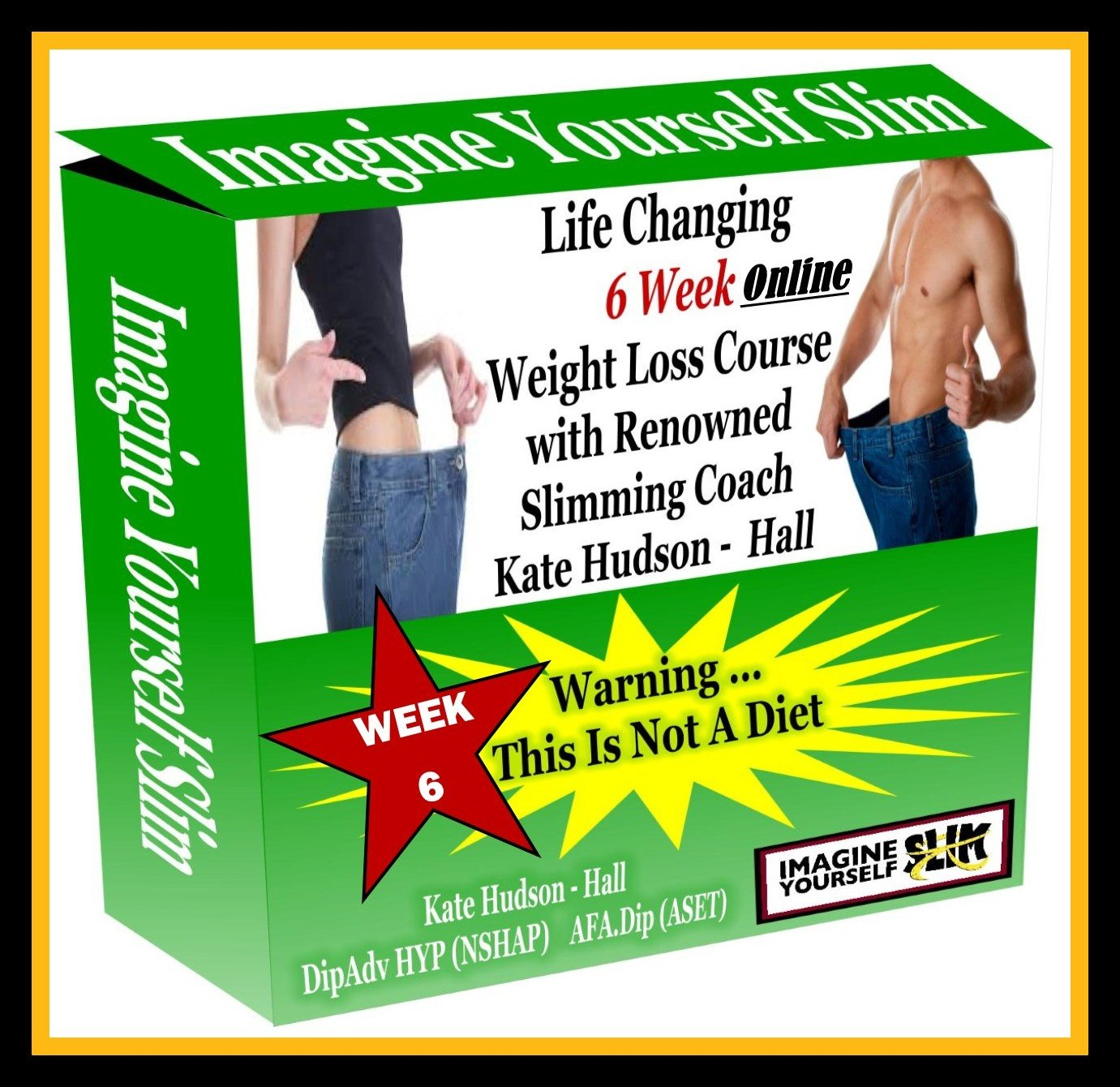 weight loss course week 6