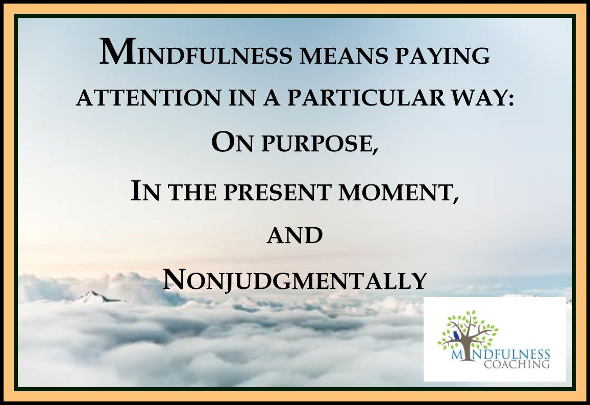 mindfulness in staines, ashford, Sunbury poster