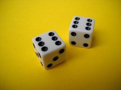 set of 2 dice