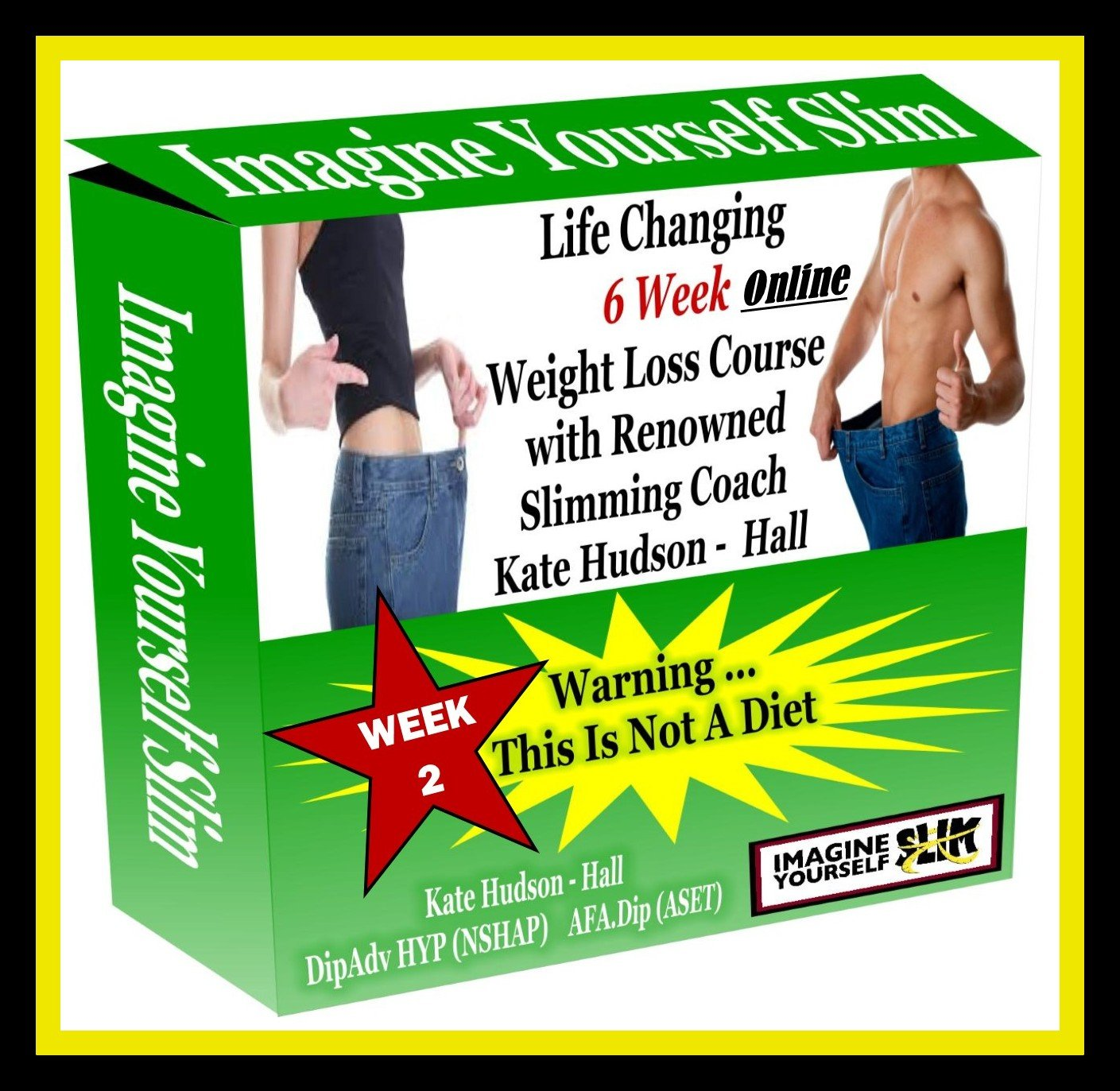 Weight loss course week 2
