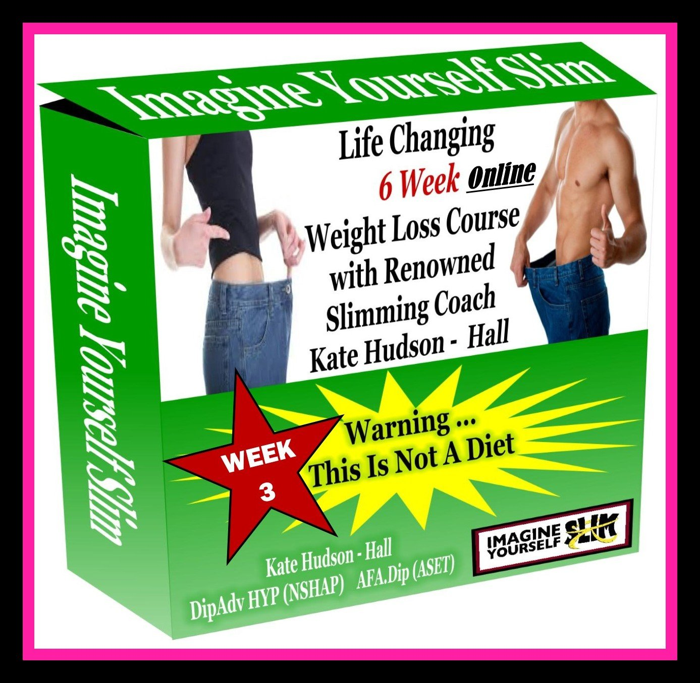 Weight loss course week 3