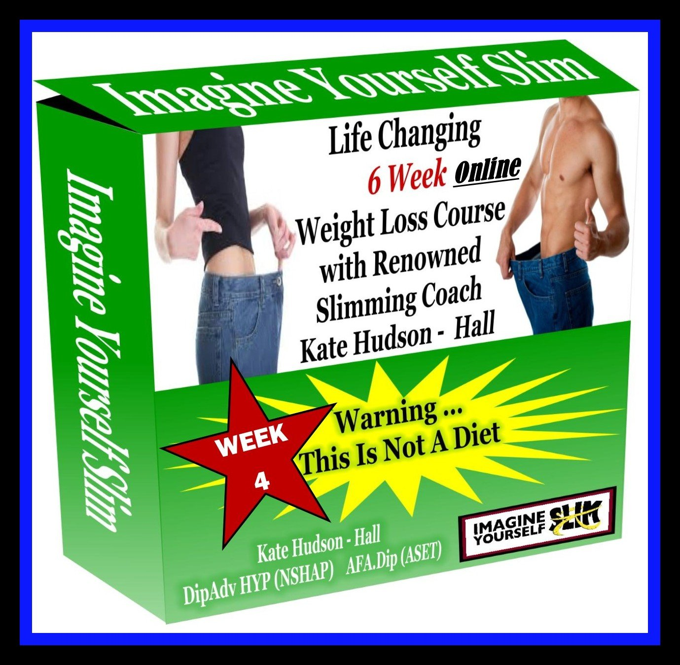 Weight loss course week 4