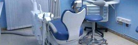 studio dentistico impiantologia sala