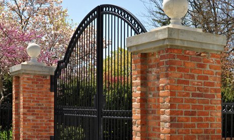 Gate installation and supply