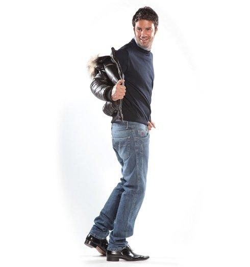 jeans e maglione