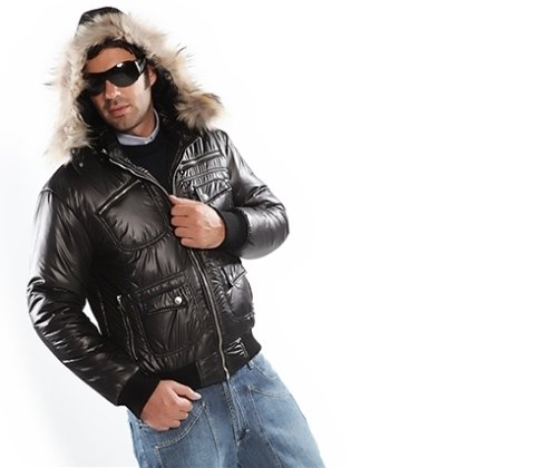 giacca pesante