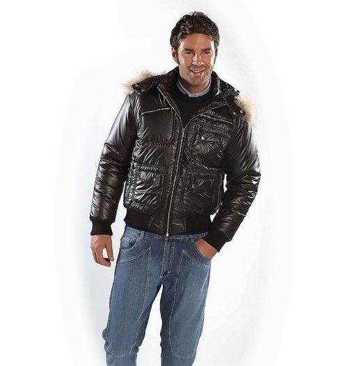 giacca  marrone